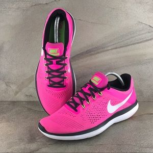 Nike Flex 2016 RN Running Shoes EUC